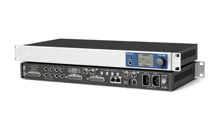 RME M-1610 Pro