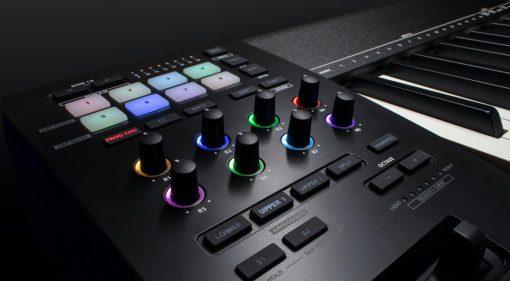 Roland A-88MKII MIDI Controller: der Startschuss für MIDI 2.0?