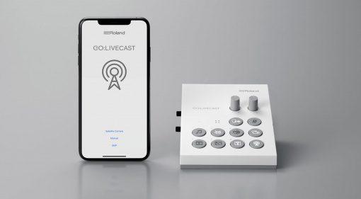 Roland Go:Livecast