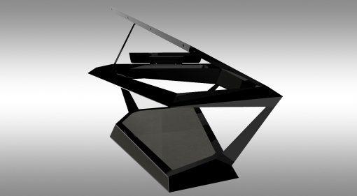 Roland GPX-F1 Facet Grand Piano