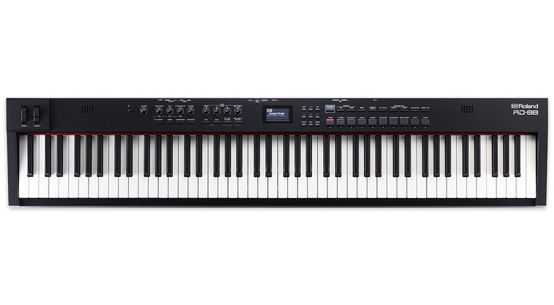 NAMM 2020: Roland RD-88: das leichtere und noch einfach zu bedienende Stage Piano