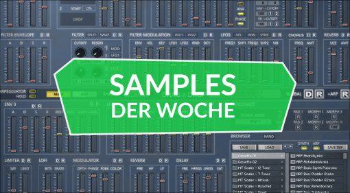 Samples der Woche: Cassetto DND, Original Jungle Breaks 2, Crate Digger