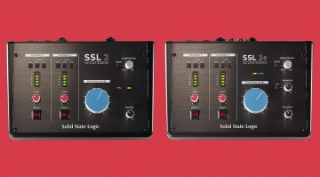 Solid State Logic SSL 2 und SSL 2+