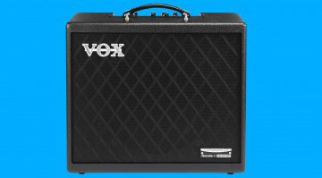 Vox Cambridge50 Combo Amp Front