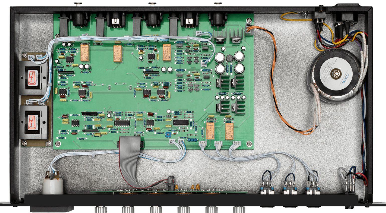 Warm Audio BUS-COMP SSL Kopie Innen