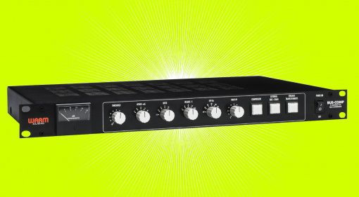 Warm Audio BUS-COMP SSL Kopie Teaser