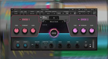 NAMM 2020: Waves OVox: die ultimative Resynthese für Vocals