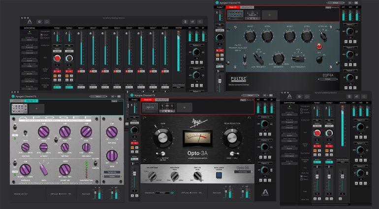 Apogee Symphony Desktop Plugin Suite