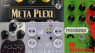 4 Boutique Pedale Teaser Pessimiser Megabyte Dream MEnder Meta Plexi