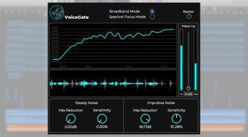 Accentize VoiceGate