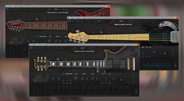 Deal: Ample Sound Bass und Metal Instrumente mit Rabatten