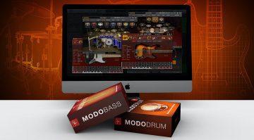 Deal: IK Multimedia liebt MODO und senkt für kurze Zeit die Preise!