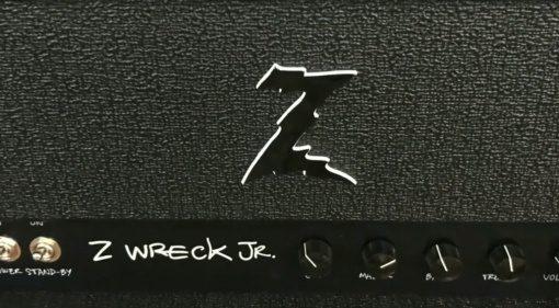 Dr Z Z Wreck Jr Amp Front