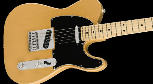 Fender Limited Edition Player Telecaster Butterscotch Blonde Body