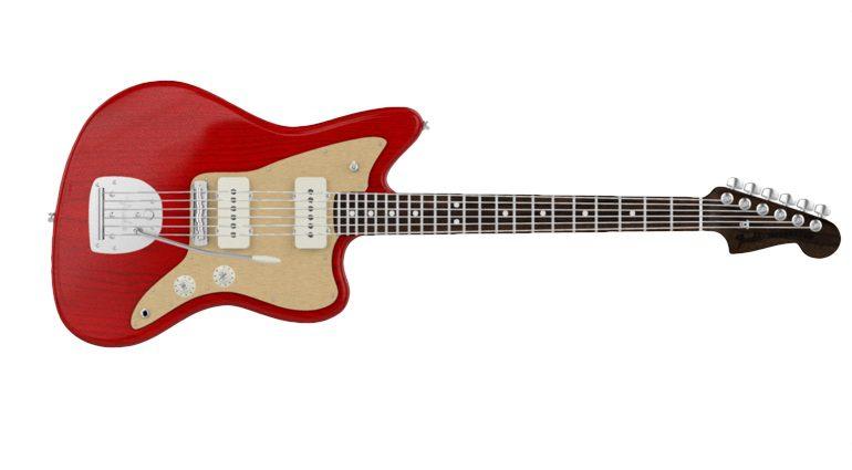 Fender Mod SHop Jazzmaster Front