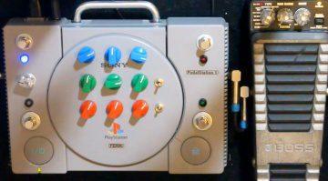 Ferri PedalStation 1 Effekt Pedal Playstation