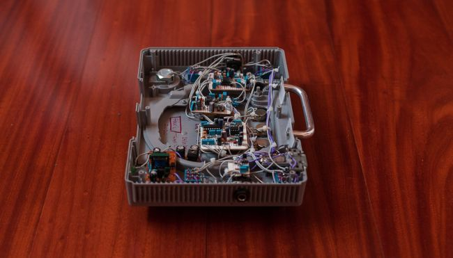 Ferri PedalStation 1 Effekt Pedal Playstation innen