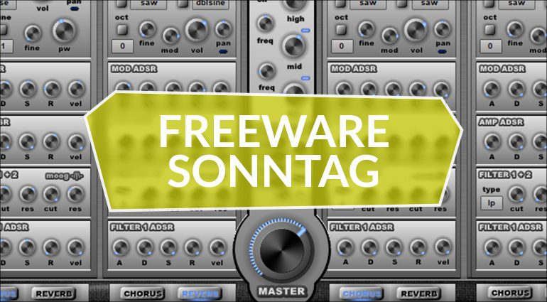 Freeware Sonntag: pitch_shift_chungVST, Drag und Mouthin Off