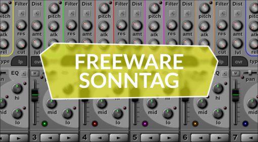 Freeware Sonntag: AFX, DigiVerb und Tape