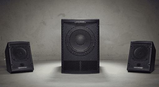 Funktion-One F5 Speaker und SB8 Sub