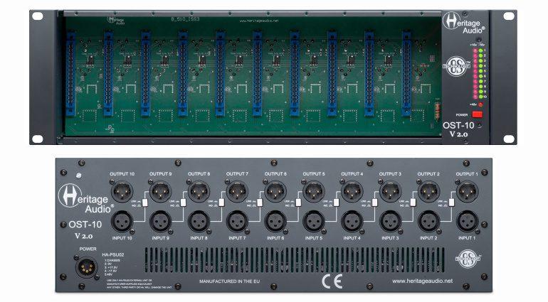 Heritage Audio OST-10 v2.0