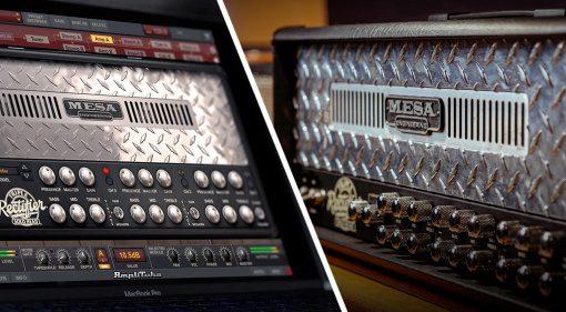 Deal: Zwei MESA/Boogie Emulationen für IK Multimedia AmpliTube kostenlos