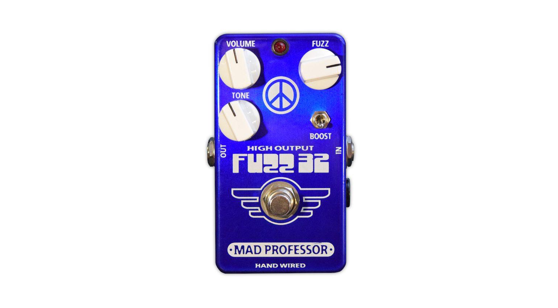 Mad Professor FUZZ32 Germanium Fuzz Effekt Pedal Front