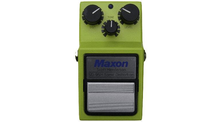 Maxon Scott Henderson SD 9SH Sonic Distortion 2