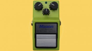 Maxon Scott Henderson SD 9SH Sonic Distortion
