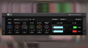 MIA Laboratories 925 Compressor: Kompressor Plug-in mit Physical Modelling
