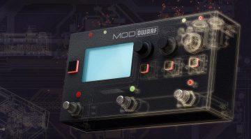 Mod Devices Dwarf Modelling Effekt Pedal