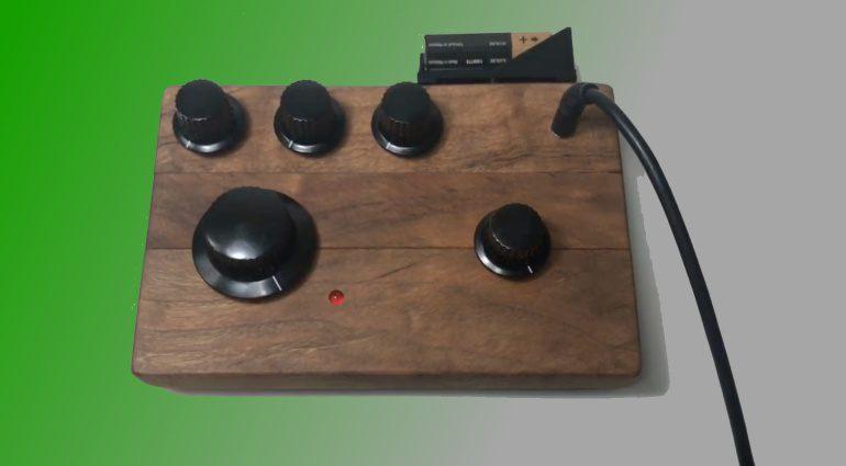 Ouroboros Subharmonic Drone Synth