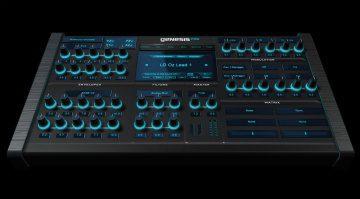 Ummet Ozcan Genesis Pro: der virtuell hybride Über-Synthesizer für 1 Euro!