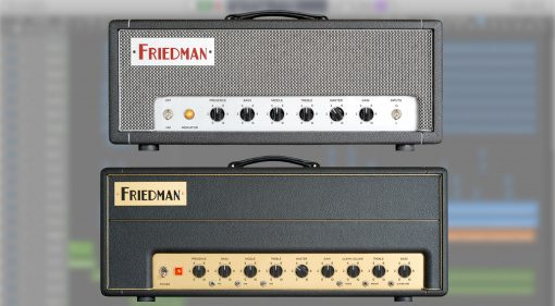 Plugin Alliance Friedman BE-100 und DS-40