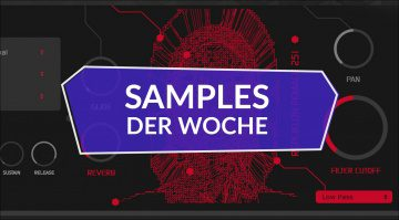 Samples der Woche: Replikorp 2249, Baritone Guitar Washes, Boom & Bust