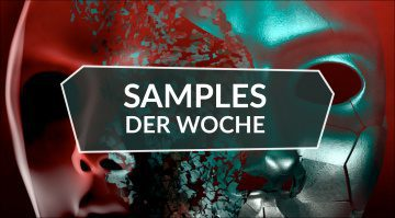 Samples der Woche: Mysteria, Capricorn, Cinescapes Pro, Motown Drums Vol. 6