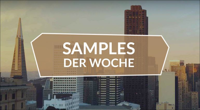 Samples der Woche: Room Tones USA, Motion Keys, Plethora, Afterlife