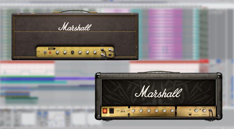 Softube und Marshall präsentieren Plexi Super Lead 1959 und Kerry King Signature Amps