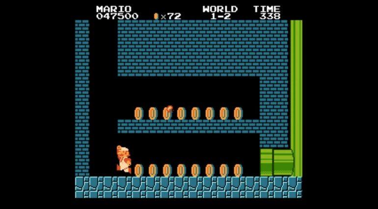 Sound Design Videospiele GameTwo Super Mario