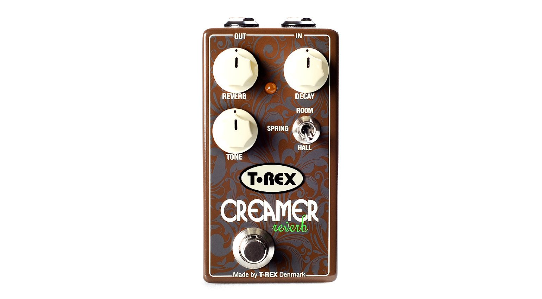 T-Rex Creamer Reverb Effekt Pedal