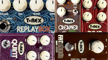 T-Rex Effekt Pedal Deals Teaser