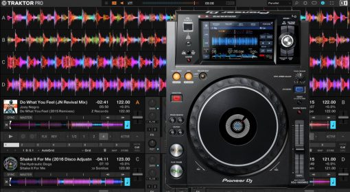 Native Instrument Traktor Pro 3.3 bringt u.a. Pioneer Support