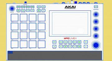 Akai MPC Live Mk2 Leak