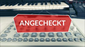 Angecheckt: Elektron Model:Cycles - FM Synthesizer und Sequencer