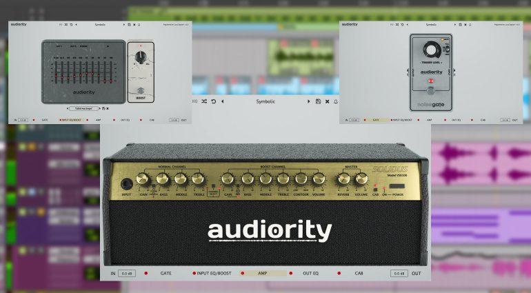 Audiority Solidus VS8100: die Plug-ins