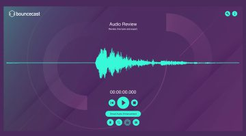 BounceCast : Die All-in-one-Lösung für Podcasts und Video Audio?