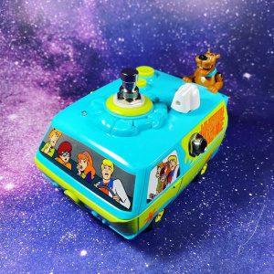 Scooby-Doo Mystery Machine Fuzz