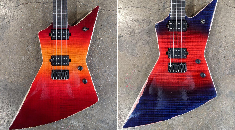 Chapman Guitars GF Pro Battleworn Front