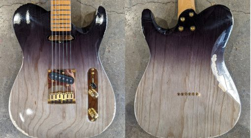 Chapman Guitars ML3 Pro Battleworn