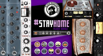 Deal: Black Rooster Audio #StayHome Mega Bundle mit 90 Prozent Rabatt!